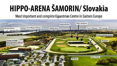 Superb Hippo arena SAMORIN-sLOVAKIA