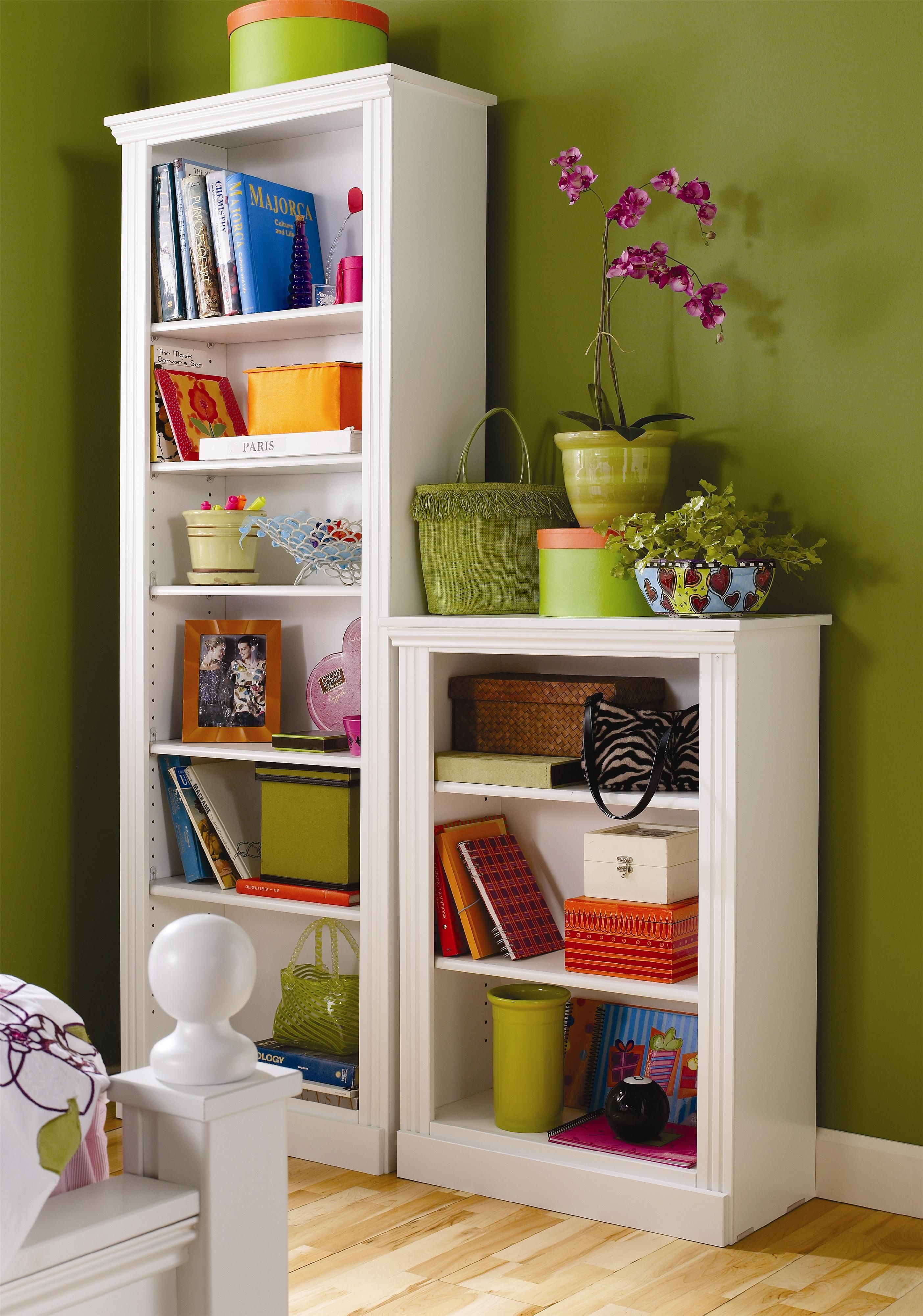 Madison 36 Inch And 72 Inch Bookshelf By Lang Furniture Living