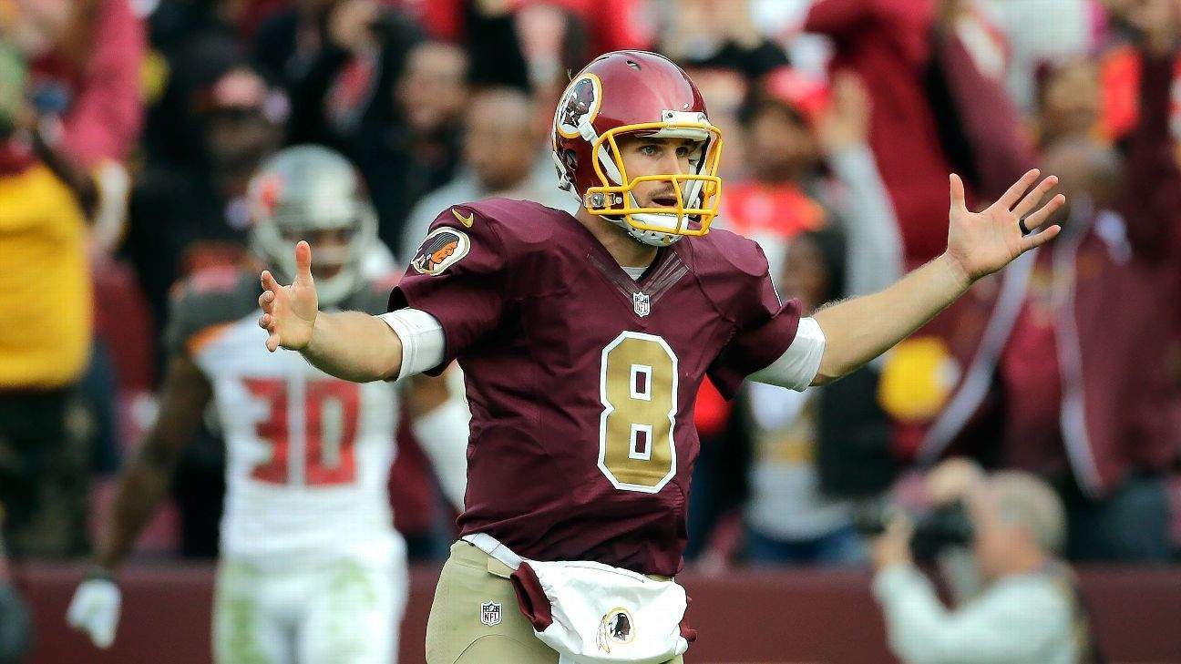 Kirk Cousins embraces 'You like that?!' quote under high