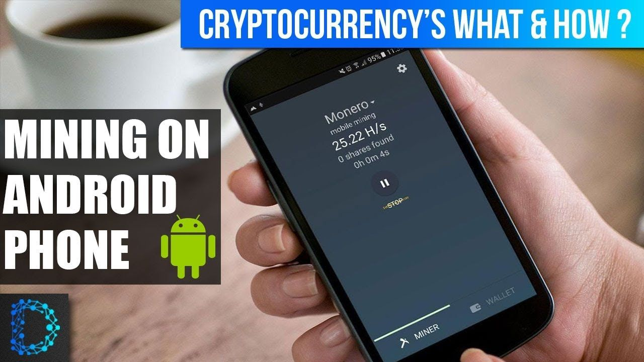 which cryptocurrency to mine with phone