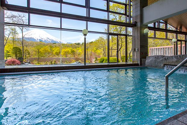 温泉施設 山中湖温泉 紅富士の湯 公式ホームページ 温泉 大浴場 おんせん