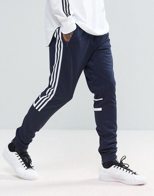 adidas CLR84 Track Pants Red | Adidas Men Originals
