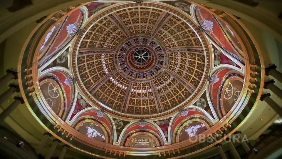 """Corazón Under the Dome"" at Westfield San Francisco Centre"
