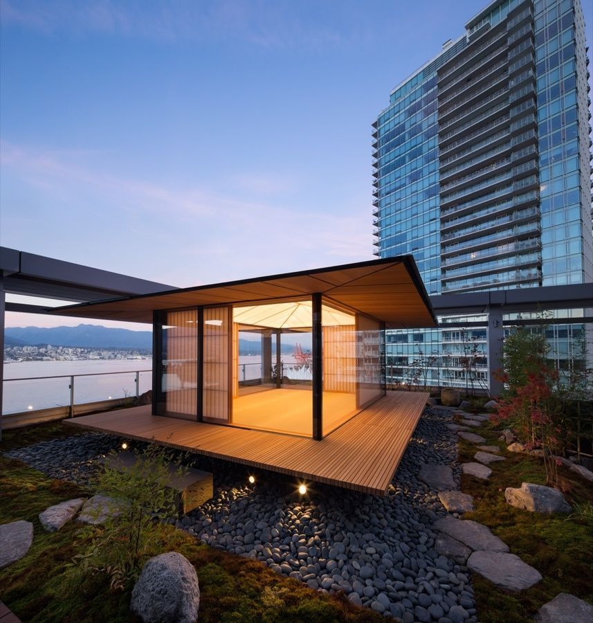 6 Modern Teahouses That Are Architectural Wonders | Tea ...