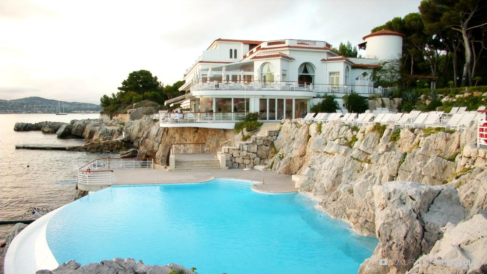 The Best Wedding Venues In South Of France Hotel Du Cap Eden Rock