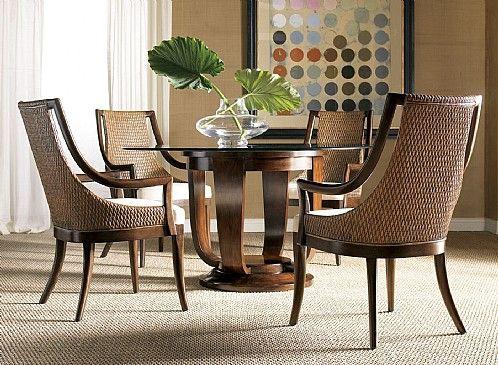 Artistica Home Furnishing Item Details Pedestal Dining Table