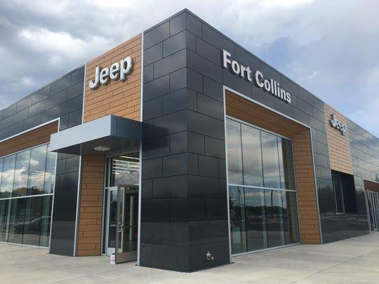 Fort Collins Dealerships >> Fort Collins' newest car dealership opens | Car dealership, Dealership, Fort collins