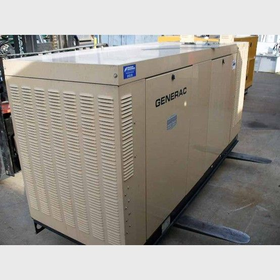 Ford 80 Kw Propane Generator Propane Generator Generators For Sale Generation