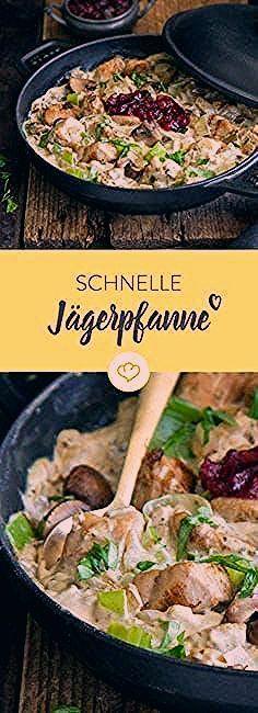 Photo of Auch für Sammler: Schnelle Jägerpfanne