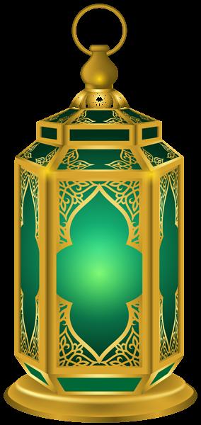Beautiful Green Lantern Png Clip Art Png Image Ramadan Lantern Ramadan Crafts Banner Background Images