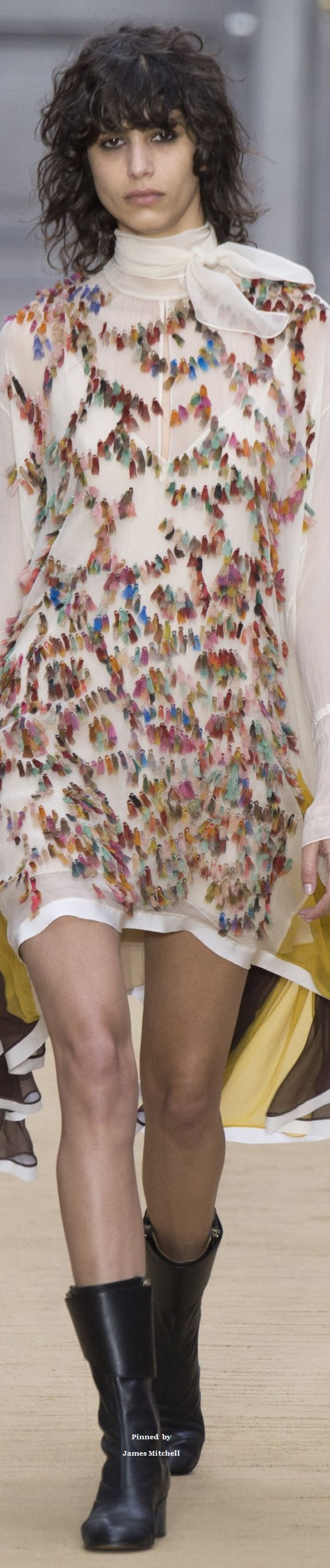 Chloé Collection Fall 2016 Ready-to-Wear