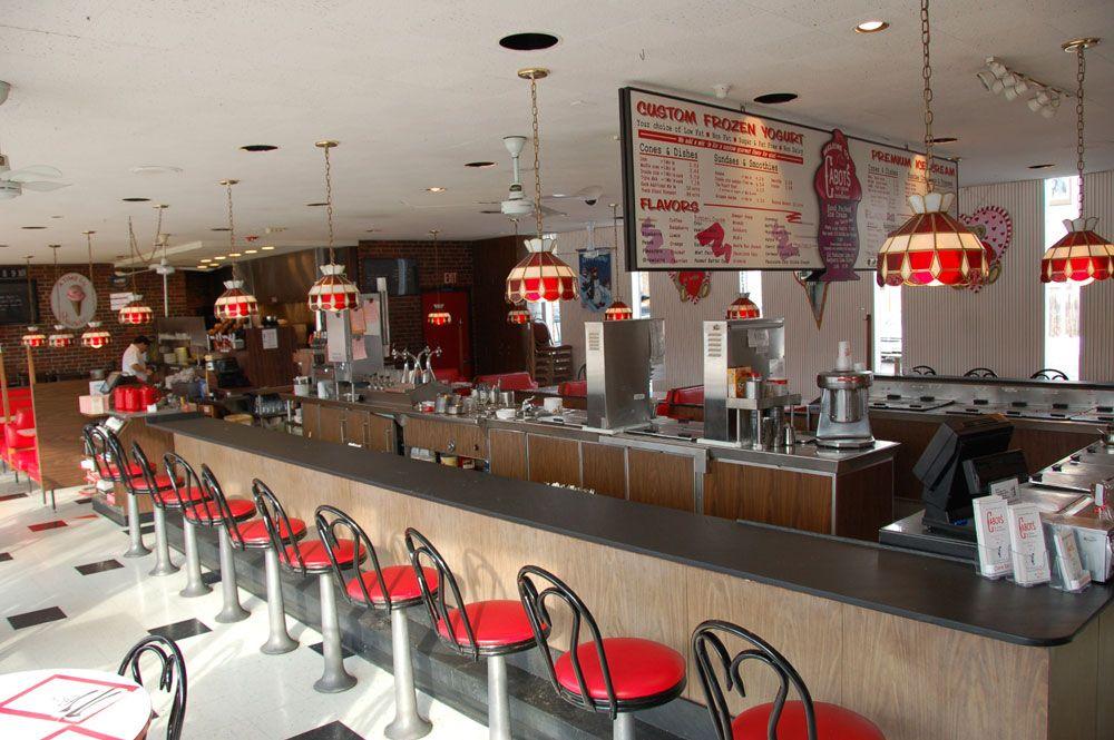 Cabot S Ice Cream And Restaurant Newton Ma
