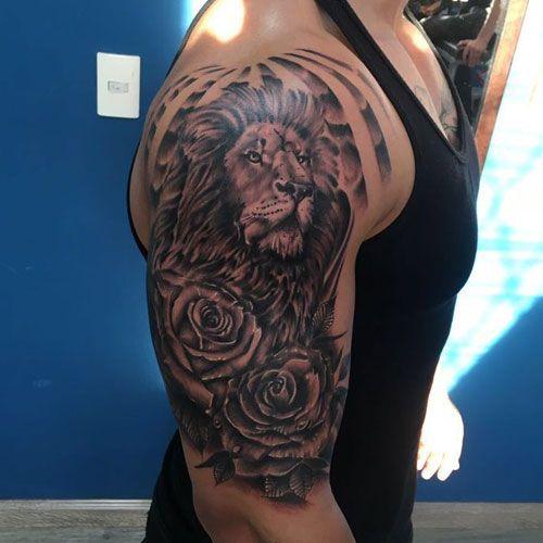 125 Best Half Sleeve Tattoos For Men Cool Ideas Designs 2020 Guide Cool Half Sleeve Tattoos Half Sleeve Tattoos For Guys Tattoo Sleeve Designs