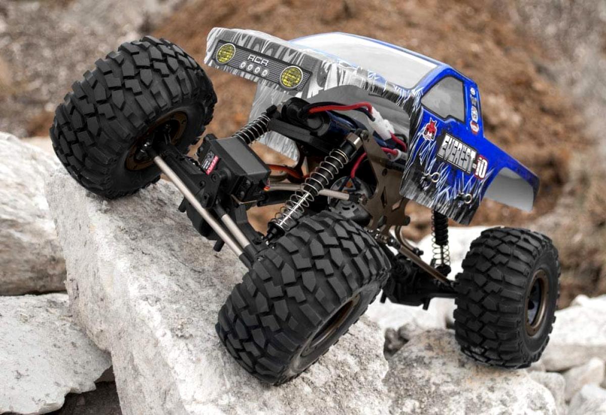 Redcat Racing Everest 10 Rock Crawler Best Rc Cars Rc Rock Crawler