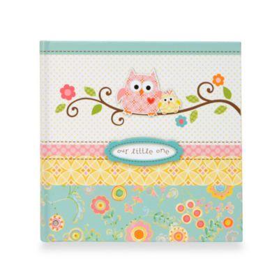 C R Gibson Reg Happy Girl Baby Memory Books In Slim Photo Album Buybuybaby Com Baby Girl Memory Book Baby Memory Book Baby Photo Album