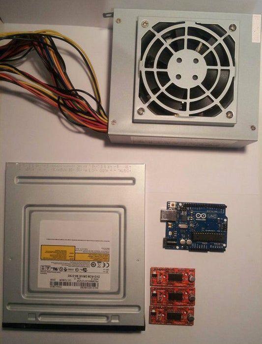 Photo of Kleine Arduino CNC