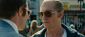 Black Mass, di Scott Cooper, con Johnny Depp, in prima mondiale fuori concorso alla 72. Mostra del Cinema di Venezia