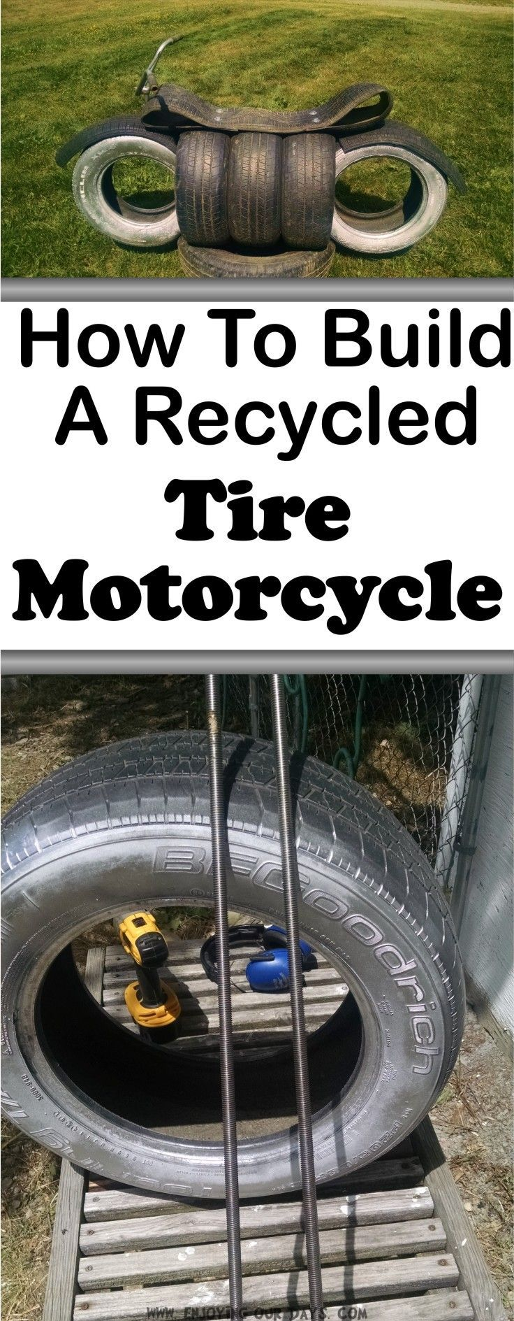 playground tires Tire playground Painted