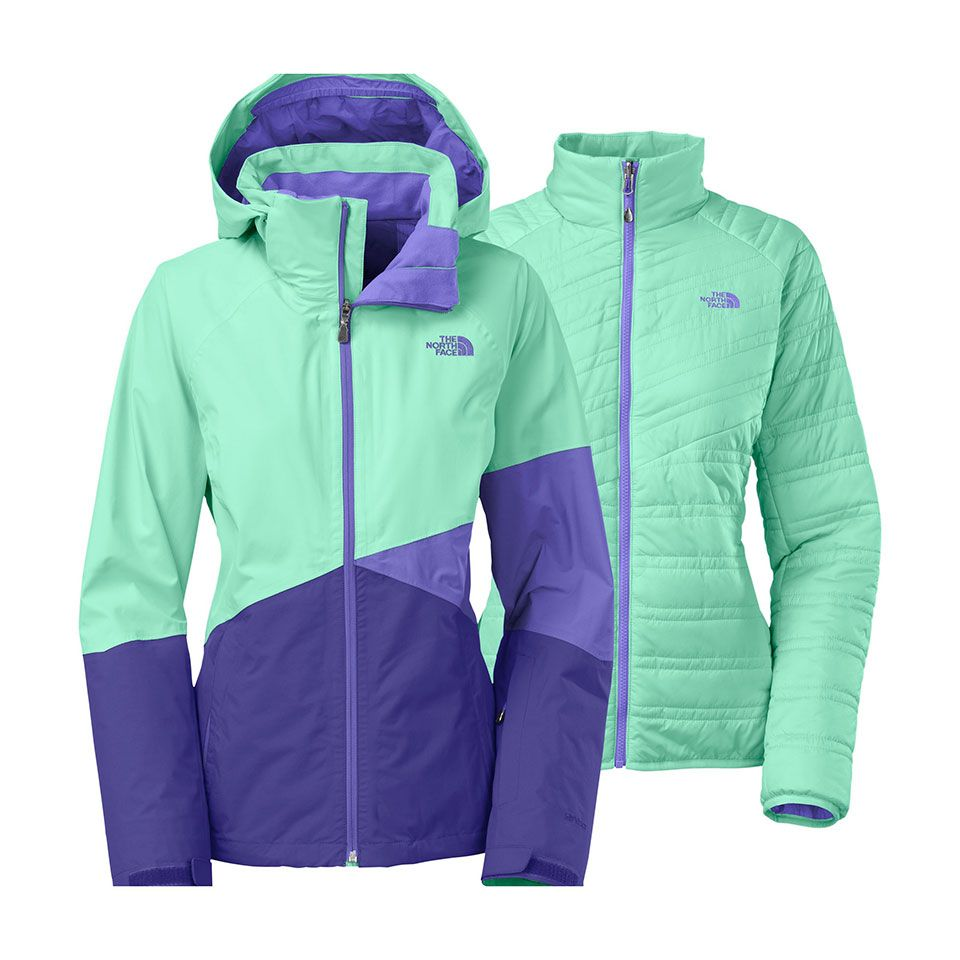 The North Face Gala Triclimate Jacket Womens Jackets For Women Ski Jacket Women Ski Jacket [ 960 x 960 Pixel ]
