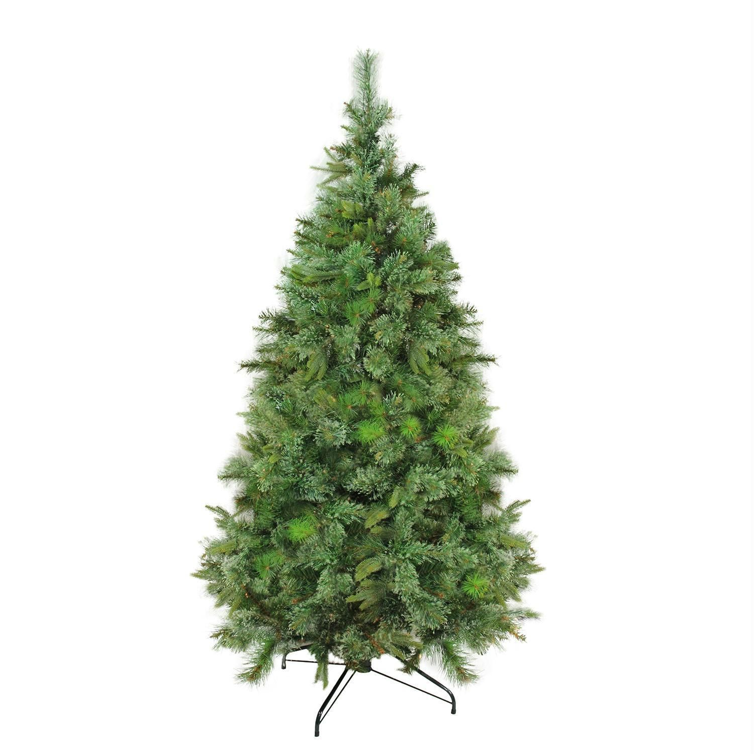 65 X 49 Cashmere Mixed Pine Full Artificial Christmas Tree