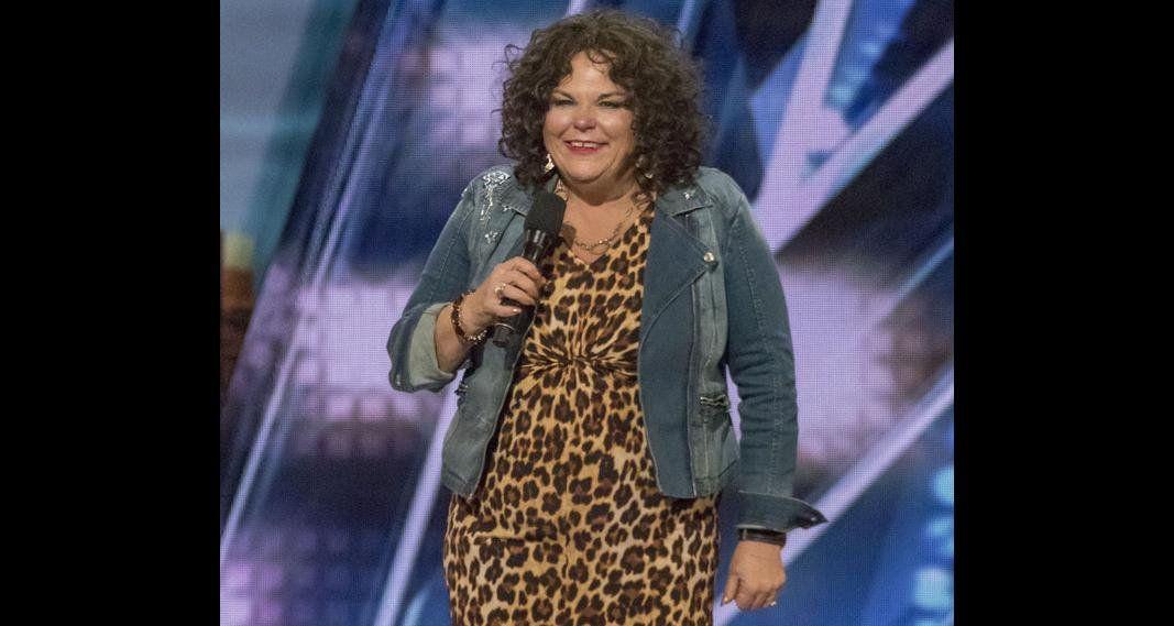 Britains Got Talent The Champions star Vicki Barbolak