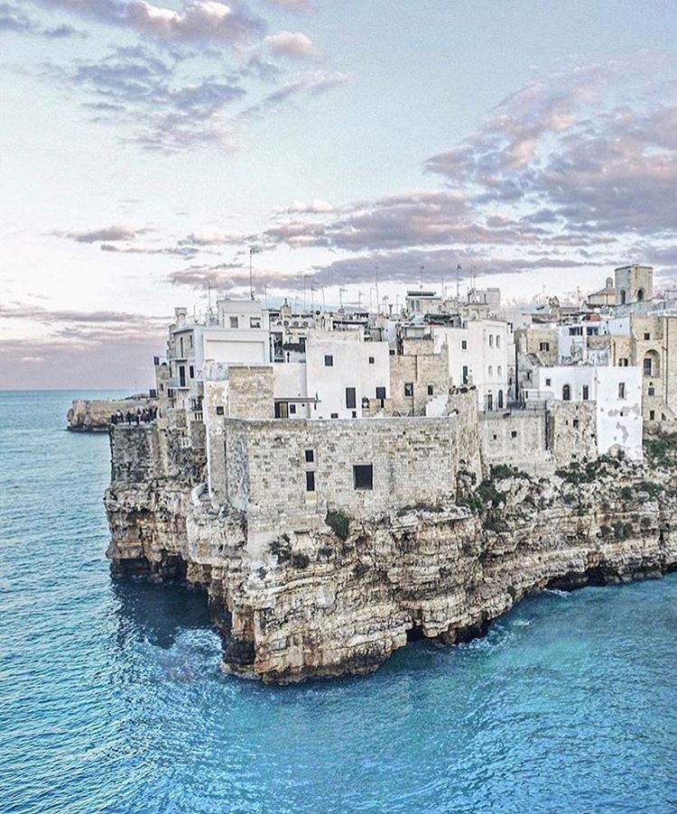 Polignano a mare Italy Polignano a mare