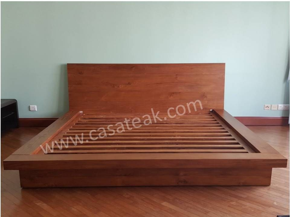 Teak Wood Indian Wooden Bed Designs Pictures