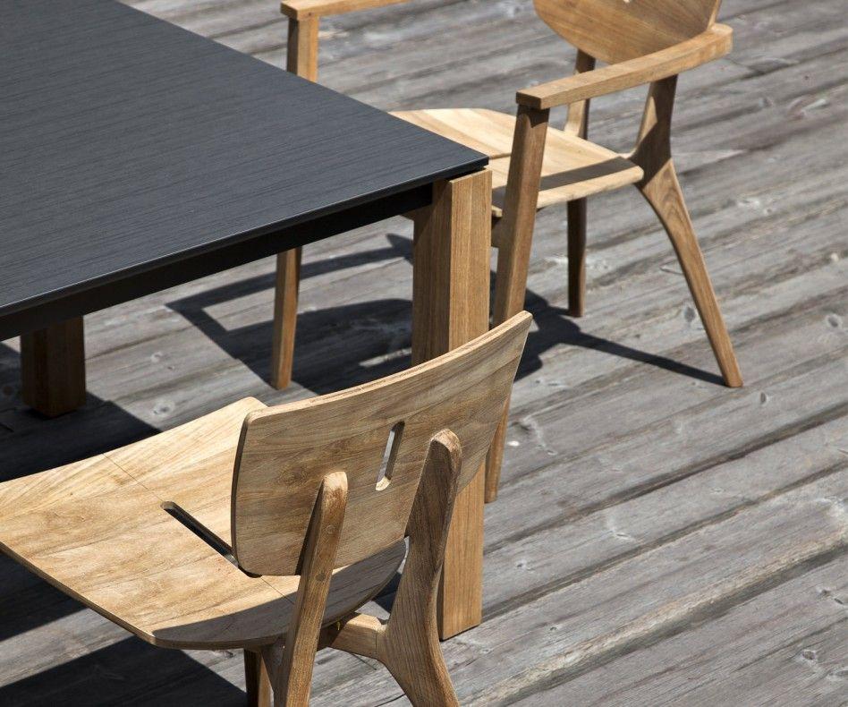 Oasiq Machar Gartentisch Garten Natur Outdoor Garden Furniture