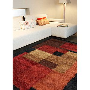 Shag Overclear Black 5 3 X 7 6 Area Rug With Images Cool Rugs Rugs Area Rugs