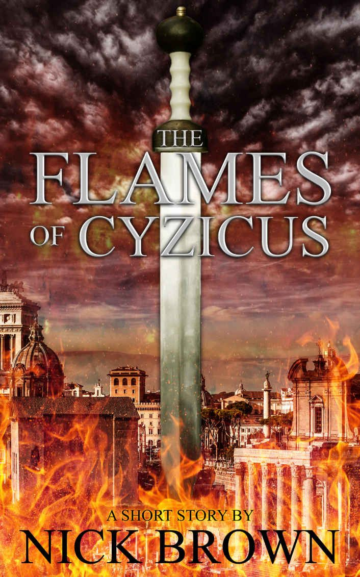 Free Kindle Ebooks Uk  The Flames Of Cyzicus: A Cassius Corbulo Short  Story By