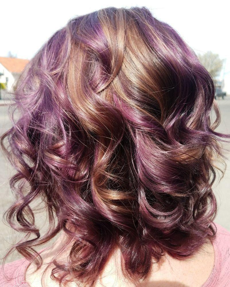 Peanut Butter Jelly Hair Haircolor Hairstyle Womenhairstyle Shorthair Pastel Hair Short Carmel Hair Honey Brown Hair
