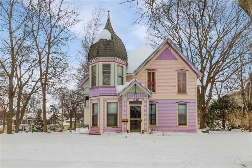 1402 Wilson Ave Webster City Ia 50595 Old Mansions For Sale Webster City Historic Homes For Sale