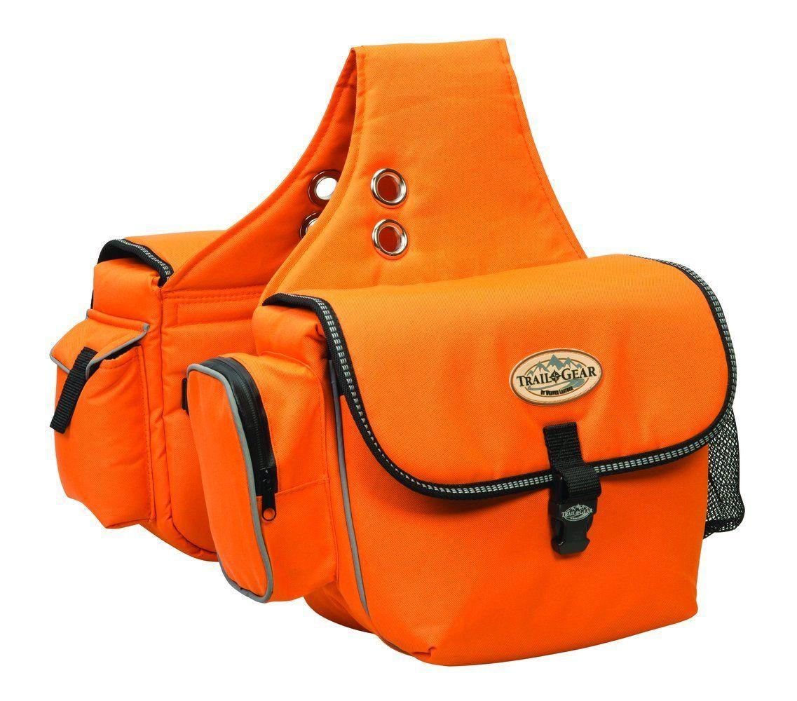 Weaver Leather Trail Gear Saddle Bag Saddle Bags Horse Horse Saddles Travel Tote Bag