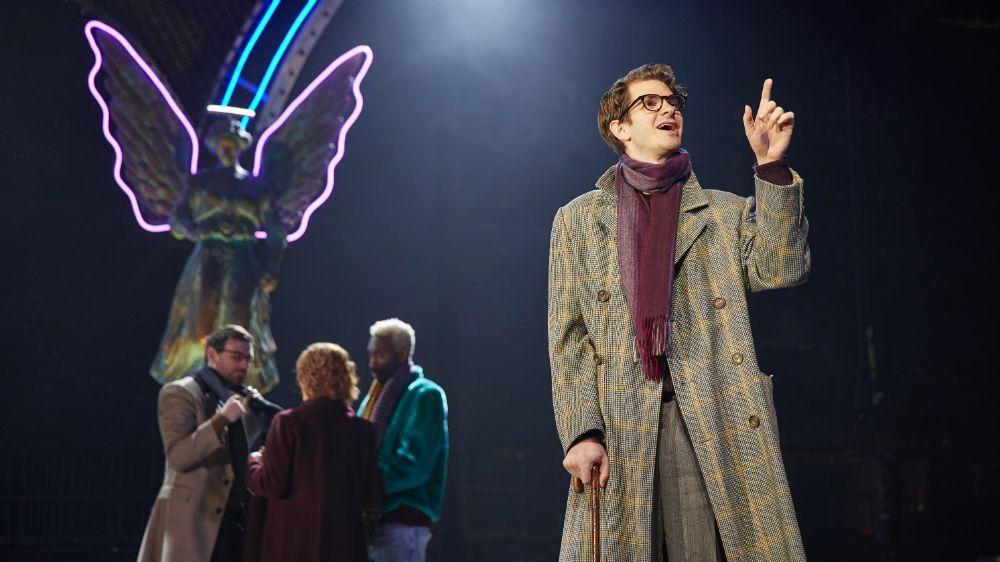 Broadway Review Angels In America With Andrew Garfield Nathan