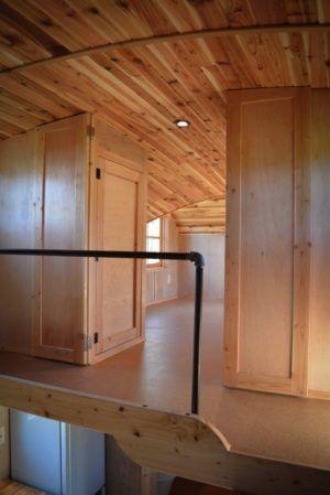 Anita\u0027s Double Loft Tiny Home Tiny houses, Tiny living and Lofts