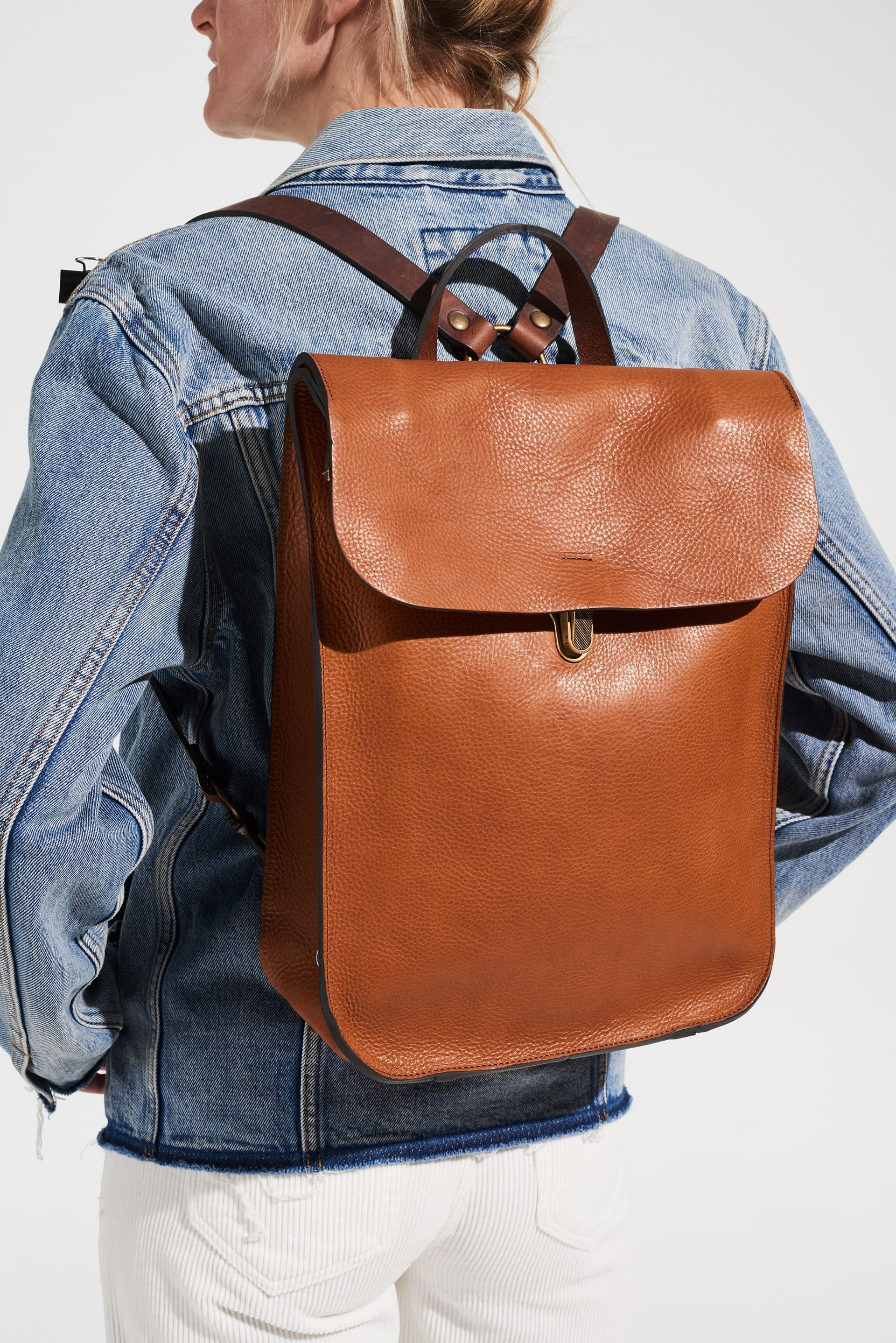 0fc7c157626 Puncho leather backpack - Cuba Libre in 2019 | Bags | Leather ...