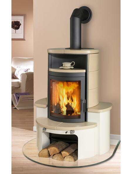 hark kaminofen avenso kachel creme 7 kw dauerbrand automatik kamin pinterest ofen. Black Bedroom Furniture Sets. Home Design Ideas