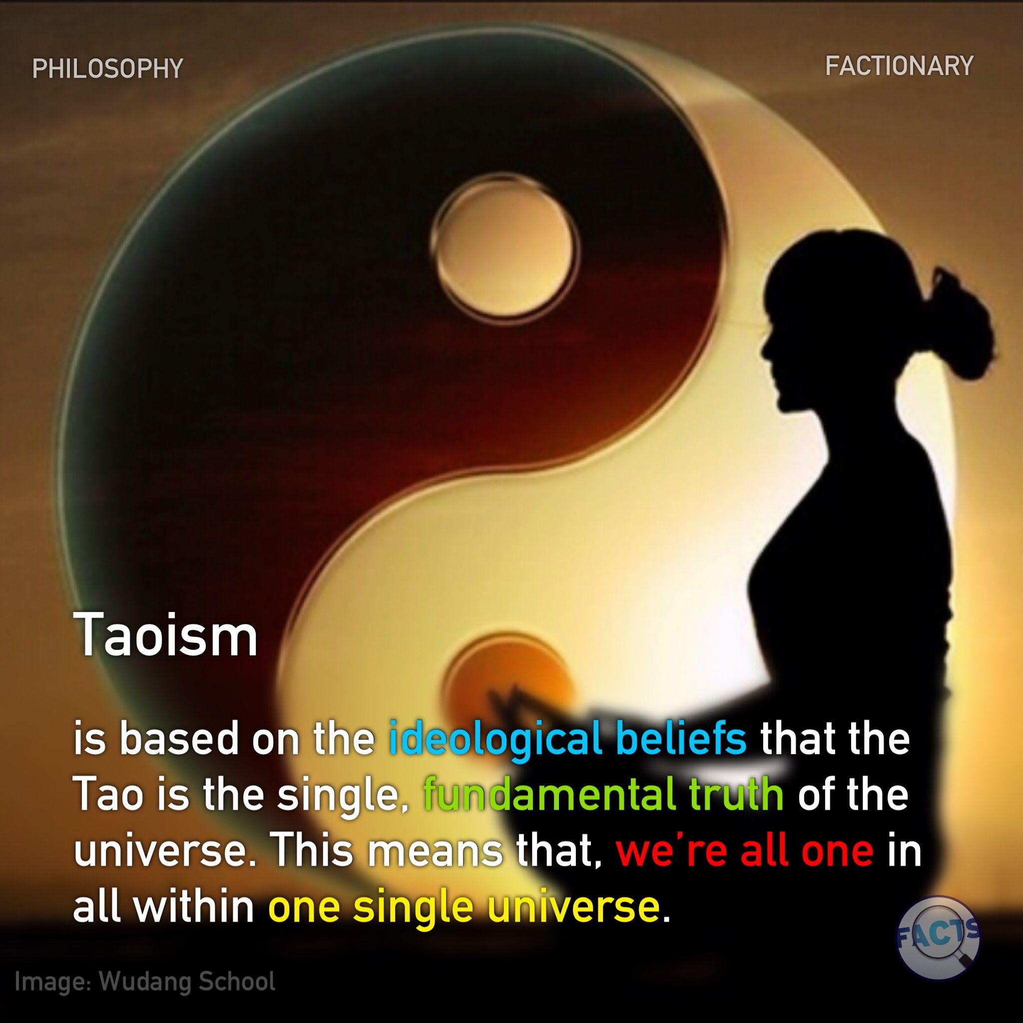 Philosophy Taoism Philosophy Beliefs