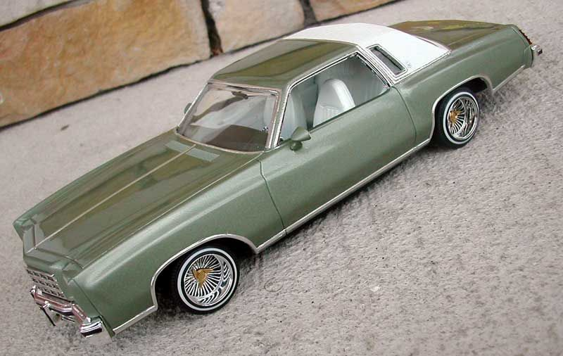 Scale Auto Magazine Lowrider Model Cars Model Cars Kits