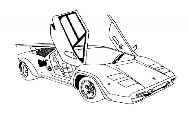 Lamborghini Coloring Pages Free Pdf In 2020 Race Car Coloring Pages Cars Coloring Pages Sports Coloring Pages