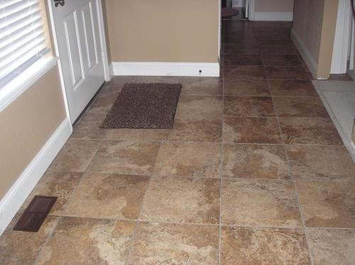 Tile Flooring Home Depot Montagna 16 X 16 Belluno Porcelain