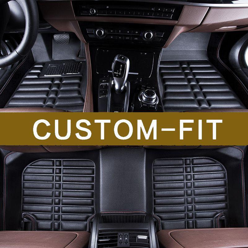 2017 Arrival Custom Made Car Floor Mats For Toyota Rav4 Crown Vios ...