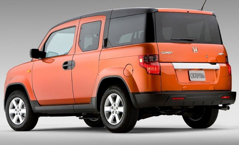 2019 Honda Element Review Release Date Redesign Engine And