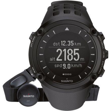 Suunto Ambit HR Altimeter Watch