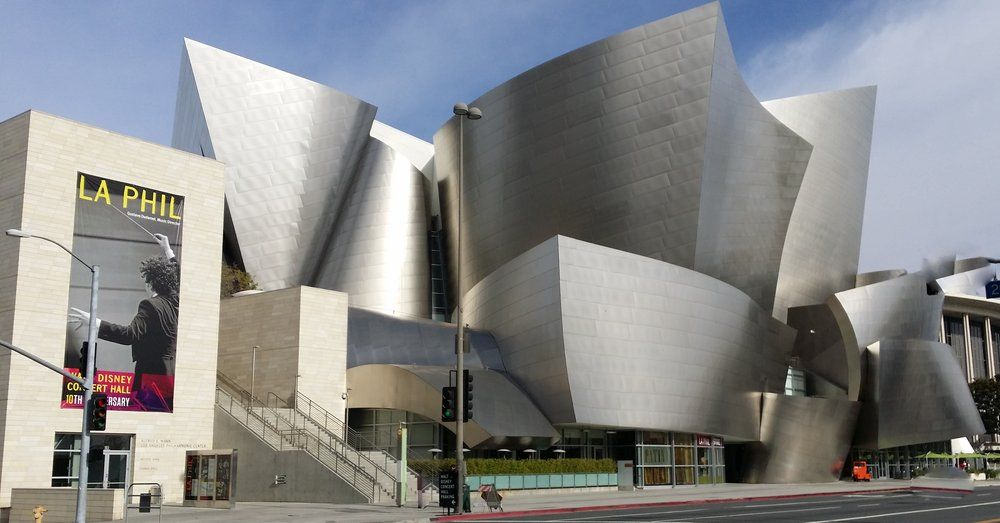 Favorite Photography Spots In L A And O C Los Angeles Walt Disney Concert Hall Living In La Concert Hall
