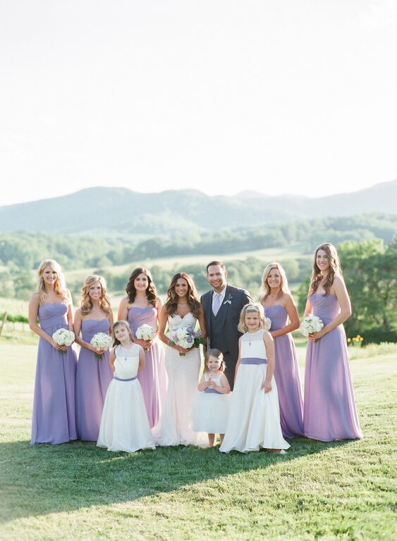 Janas bridal party is perfect country pinterest jana janas bridal party is perfect junglespirit Gallery