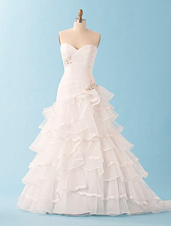 Style 224 | Disney Fairy Tale Bridal | Alfred Angelo | Yummy ...