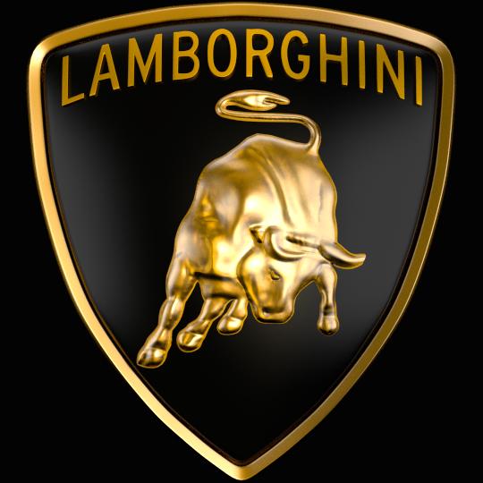 1401367986lamborghini Logo Sculpt By Pranavjit D6r5a88 Png 540 540 Lamborghini Logo Lamborghini Lambo