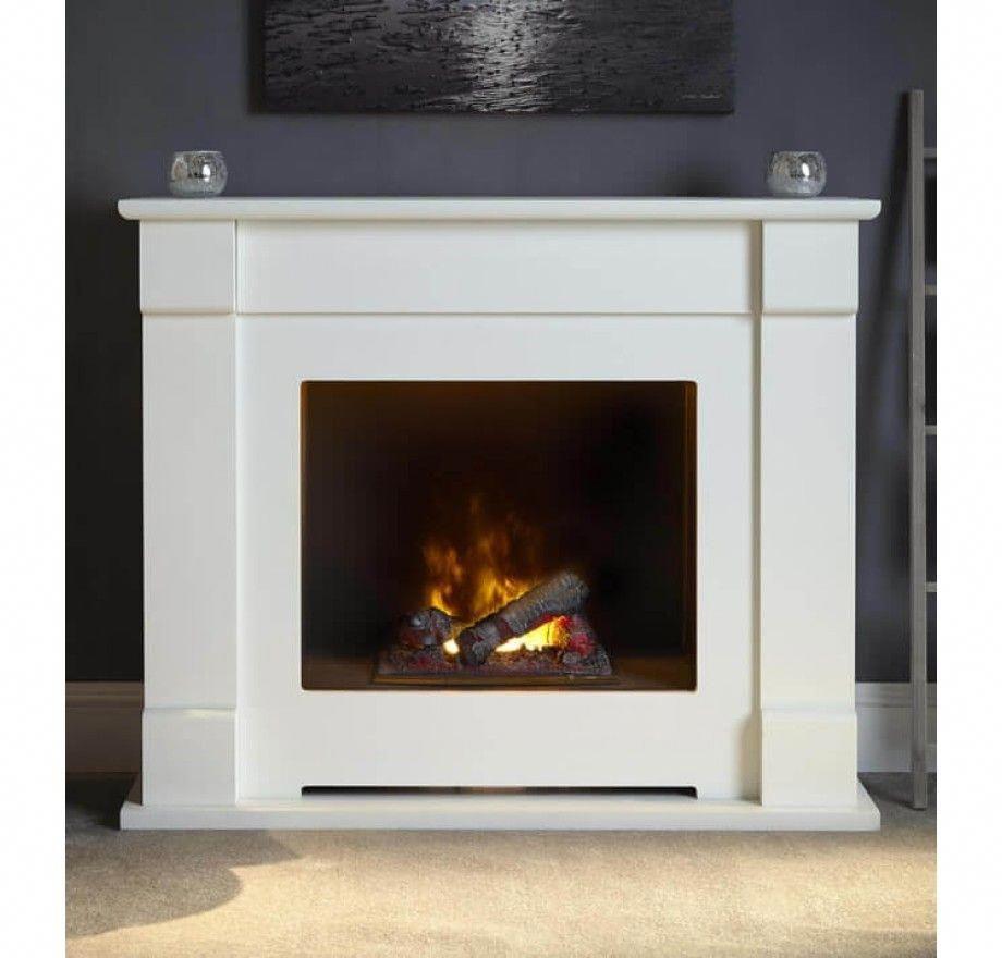 Suncrest Lucera 47 Electric Fireplace Suite Direct Fireplaces