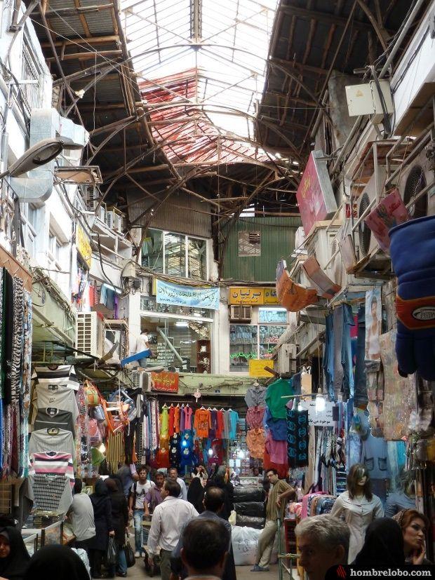 El Bazar de Teherán